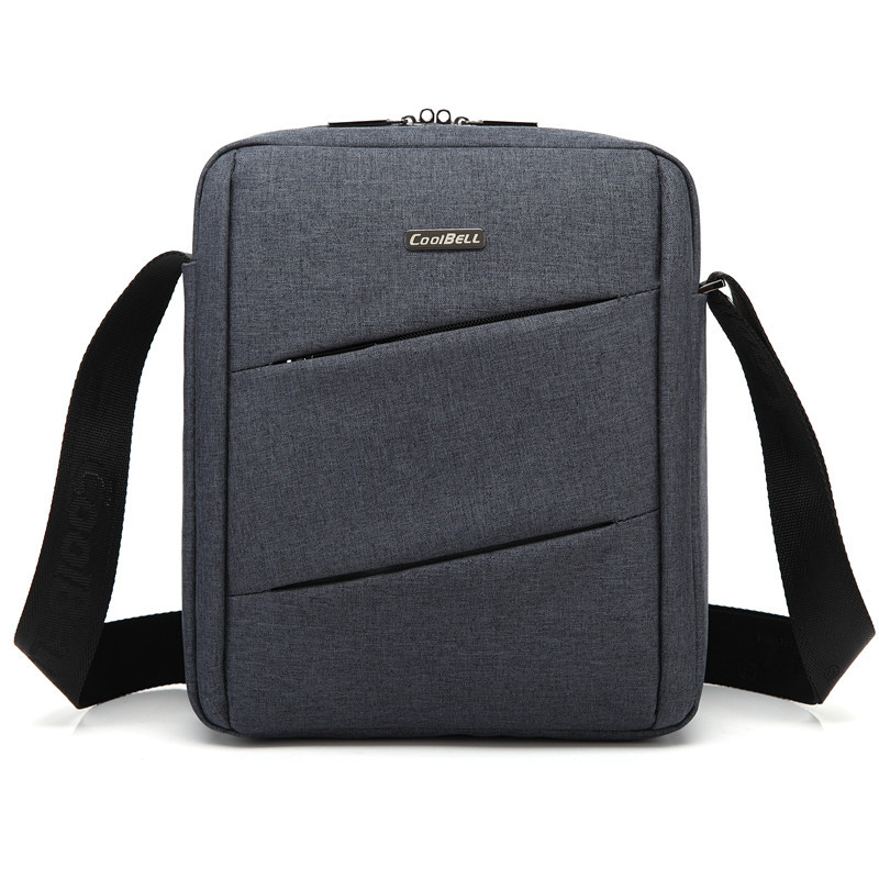 CoolBell 10.6 inch Shoulder Bag Carrying Day Bag With Adjustable Shoulder Strap Simple Style Sleeve Case For Tablet / iPad<br><br>Aliexpress