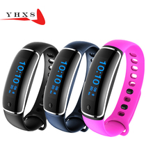 Buy Smart Bracelet Blood Pressure Dynamic Heart Rate Monitor Sports Pedometer Fitness Tracker Wristband PK Smart Mi Band 2 for $25.19 in AliExpress store