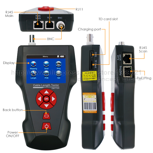4-Ideal-Concept-Cable-Tester-NF-8601A-Parts