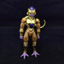SHF S.H.Figuarts Anime Dragon Ball Z Golden Frieza Movable PVC Action Figure Collection Model Kids Toys Doll 12cm