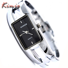 KIMIO Original Brand Relogio Feminino Top Luxury Business Ladies Stainless Steel Bracelet Watch Casual Dress Women Quartz Watch