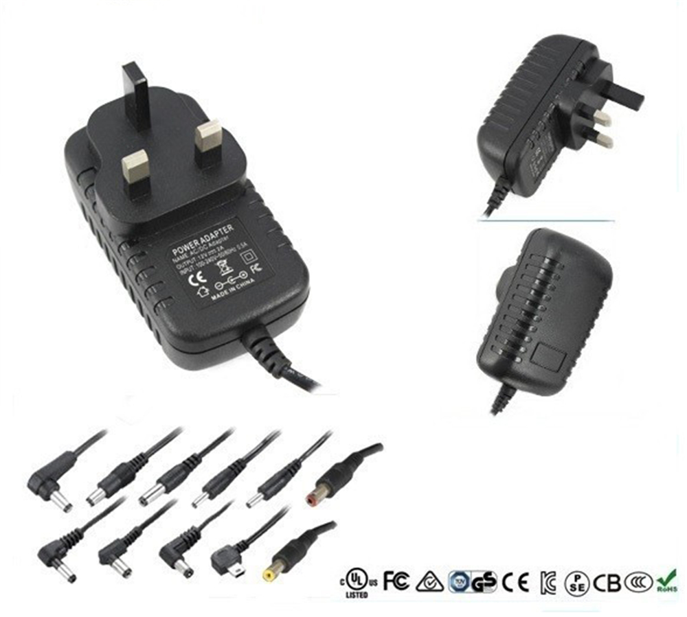 Mag254 256 Adapter Charger DC 12v 1A Power (4)