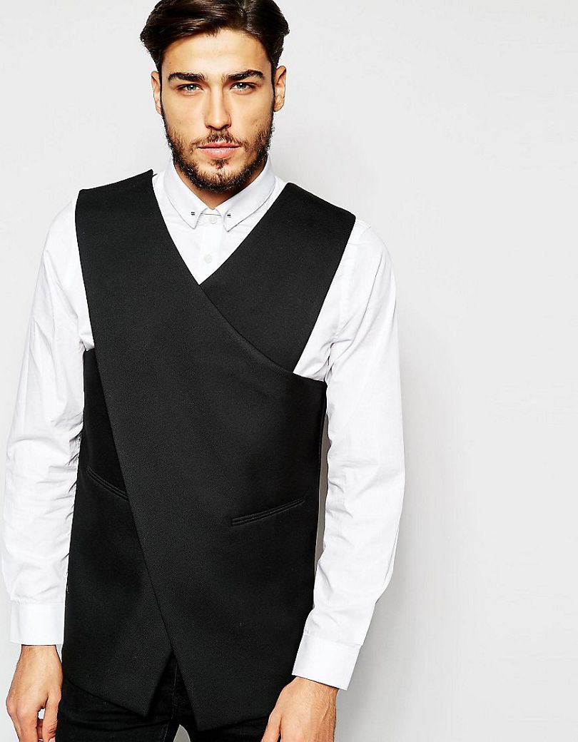 2018-New-Design-Longline-Waistcoat-Custom-Made-Vest-for-Man-s-clothes-Free-Waistcoat-And-Leisure
