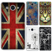 For y3 2017 Soft Silicone Painted TPU Case Skin for Huawei Y3 2017 5.0 inches Smartphone Patterned Cute Cartoon Shell Cover