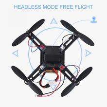 2.4GHz 4CH Remote Control Drone Headless Mode Quadcopte One Key tTake Off and Landing DIY RC Helicopter Toy(China)