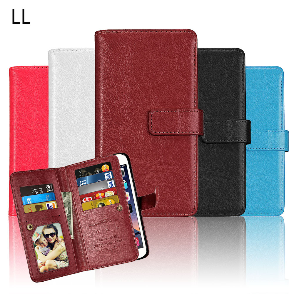 "LL Luxury Flip Leather Case Sony Xperia XZ Case F8331 Dual F8332 Protective Stand Cover Sony XZ 5.2"" Phone Cases Bags"