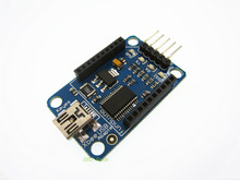 Mini Bluetooth Bee FT232RL USB to Serial Adapter Module USB to 232 Xbee Adapter  Pro Mini Downloader Blue Wholesale