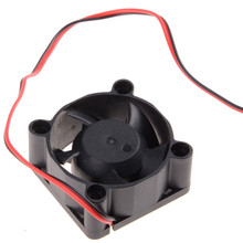 2 Pin 40x40x20mm Personal Computer Cooling Fans DC 12V PC Computer Component Replacements Cooler Fans Accessories