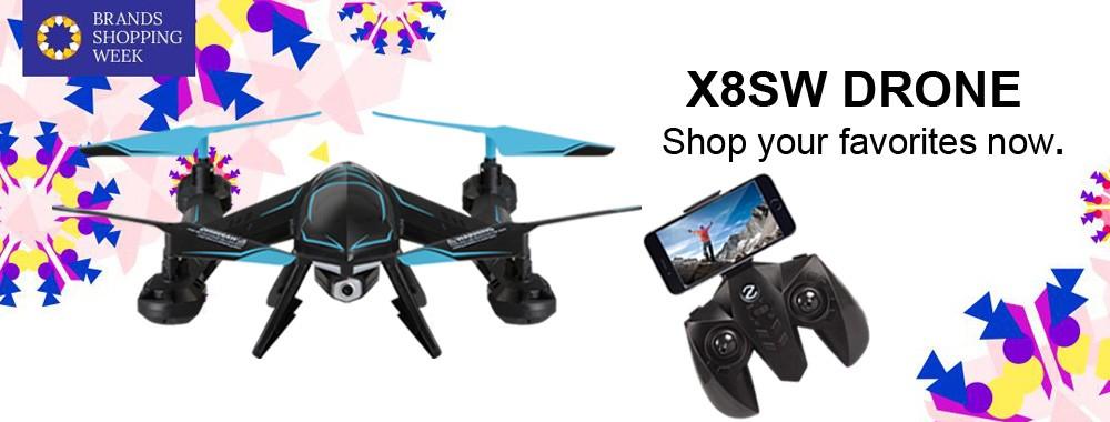 x8sw drone