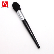 Professional Black Long Wood Handle Synthetic Silky Fiber 59 Streamline Tapered Shape Pro Precision Powder Brush(China)