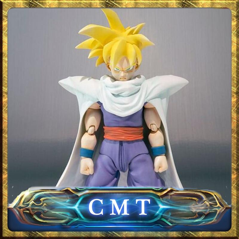 BANDAI Tamashii Nations Original Dragon Ball Son Gohan For Boy Z S.H.Figuarts Action Figure<br>