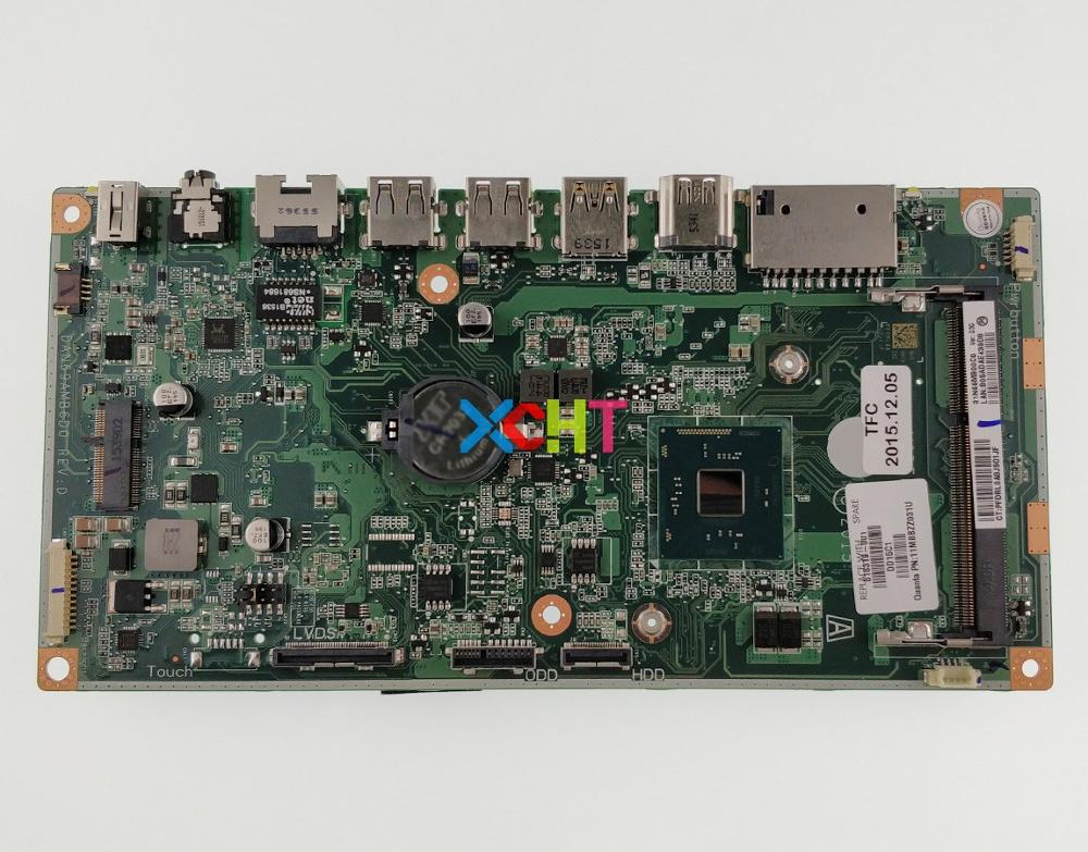 XCHT for HP All In One 20-E Series 818319-001 818319-601 DAN69AMB6D0 N3050 Laptop Motherboard Mainboard Tested & working perfect