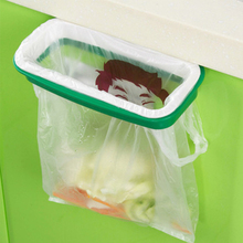 2017 hot Eco-Friendly Garbage Bag Stand Litter Bag Holder Kitchen Cupboard Drawer Door Waste Bin Bucket Dustbin Novelty product