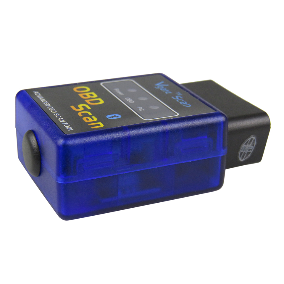 Scanner di interfaccia diagnostica auto ELM327 Bluetooth V1.5 OBD2 (5)