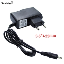 Tanbaby 3.5*1.35 Switch Power Supply Charger Transformer Adapter EU US plug 110V 220V to DC 12V 1A LED for Cabinet Light(China)