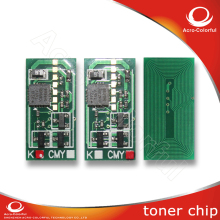 RIC5501 cartridge chip reset for Ricoh Aficio MPC 5501 toner chip color laser printer spare parts