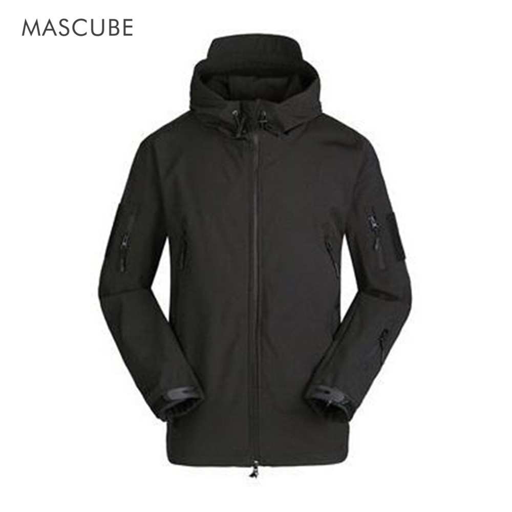 Outdoor Military Climbing Down Coat Warm Softshell Jacket Men Leisure New Mountaineering Windproof Sports Army Clothing<br>