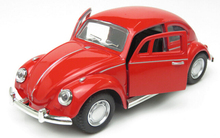 Vintage classic cars model car alloy toys baby educational scale models high quality beetle car toys(China)
