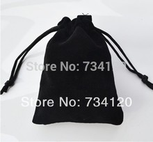 B022 Free shipping 15*20CM Fashion high-grade for jewelry ring necklace gift bags multi-colored velvet bag jewelry box wholesale