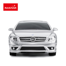 Rastar Licensed rc car- Mercedes CL63 AMG 1:24 2016 fashion wholesale good rc control cars toy for children 34200(China)