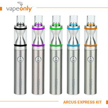 Buy Original VapeOnly Arcus Vape Starter Kit w/ 900mAh Built-in Battery & 2ml Arcus Atomizer MTL Vaping Electronic Cigarette Kit for $22.27 in AliExpress store