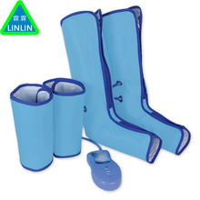 Health Beauty Care Compression Leg slimming massager belt thigh legs foot fat burning boots electronic pulse air massage wraps(China)