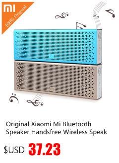 Original Xiaomi Mi Bluetooth Speaker Handsfree Wireless Speaker Stereo Mini Portable Bluetooth Speaker for Phone iphone TF Card