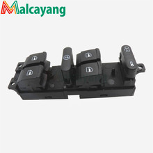 Master Panel Power Window Switch Switch 1J4 959 857 A 1J4959857A For VW Golf MK4 Bora SEAT SKODA Octavia MK1 EST 1.9TDI