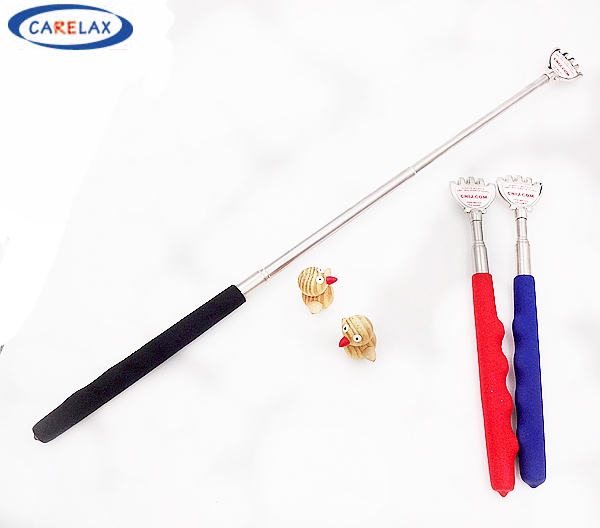 Claw Telescopic The Ultimate Back Scratcher Telescopic Relieve Itching Stainless Steel Massage Tool Detachable Handle 20~58CM(China (Mainland))