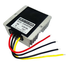 High Quality DC 24V Step Down To 13.8V 15A 200W Car Power Supply Converter Regulator Voltage Module For fans,solar energy(China)