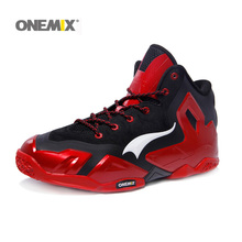 2017 ONEMIX Brand Men's Basketball Top Quality Shoes 7 Color Breathable Anti-collision Technology Sneakers for Men Sports Shoes