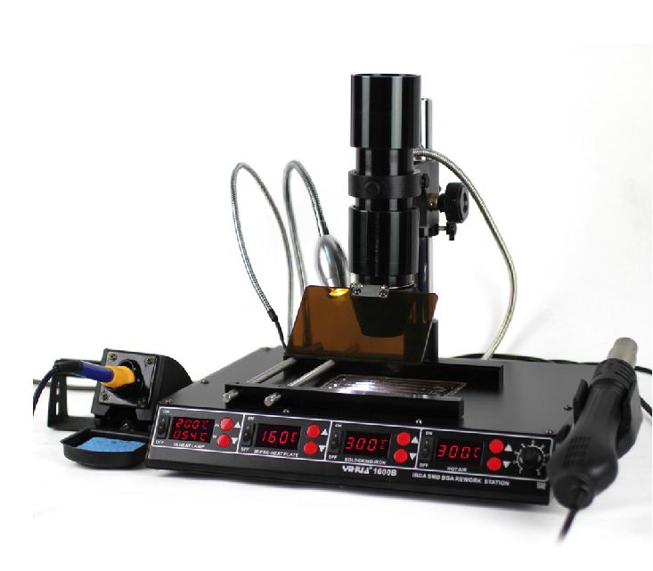 YIHUA 1000B Infrared BGA rework station 540W