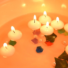 1pc Floating on The Water Candles Cake Cute Candle Kids Party DIY Creative Candles Decoration Wedding Favors Gifts(China)