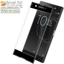 Buy Sony Xperia XA1 3D Curved Full Cover Tempered Glass Sony XA1 G3112 G3116 Dual Sim Screen Protector Protective Film for $3.49 in AliExpress store
