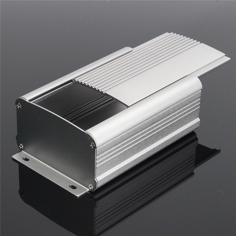 Best Price Aluminum Box Enclosure Case Project Electronic DIY Big for PCB DIY 130*95*55mm Durable<br><br>Aliexpress