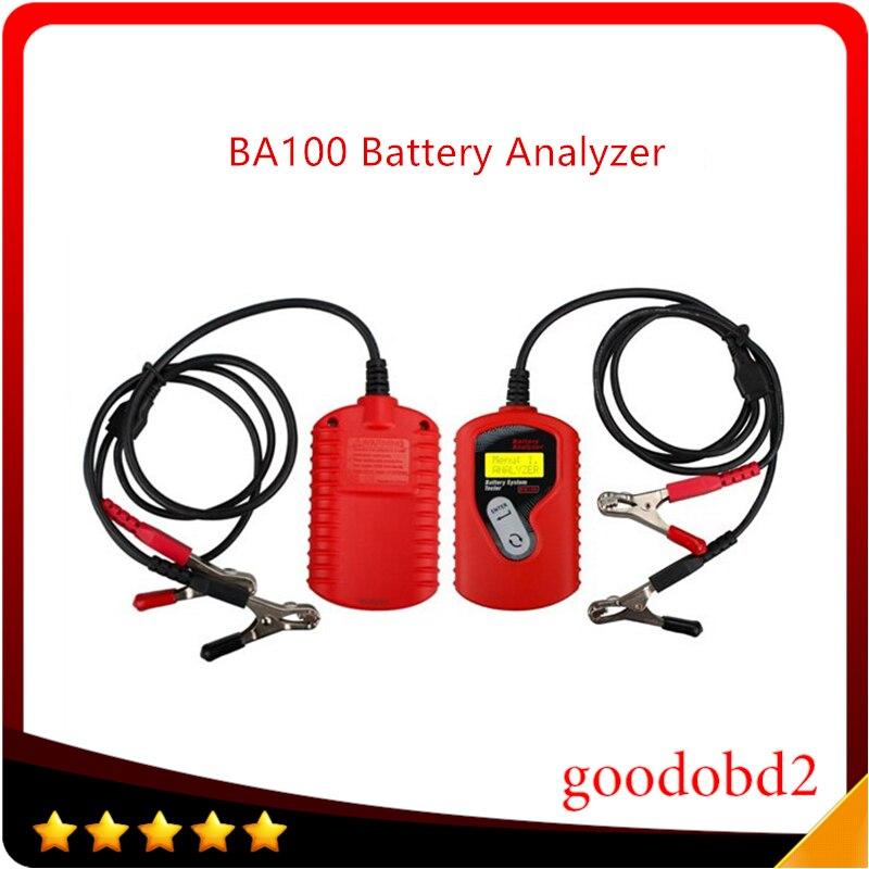 Hand Tool BA100 Auto Motive Battery Analyzer Battery Tester BA100 Battery Checker Vehicle12v Digital For All Cars Data Analyzer<br>