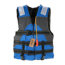 Lixada Men Professional Life Jacket Outdoor Adult Life Vest Jacket for Fishing Boating Surfing Swimming Safety Life Vest 2Color