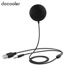 3.5mm Bluetooth 4.1 Audio Receiver Wireless Audio Music Adapter Hands-Free Stereo Music Aux for Car Stereo System