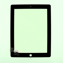 10pcs/lot  Free shipping by DHL or EMS 100%  tested well original for ipad 2 Touch Screen Replacement For iPad 2 touch panel