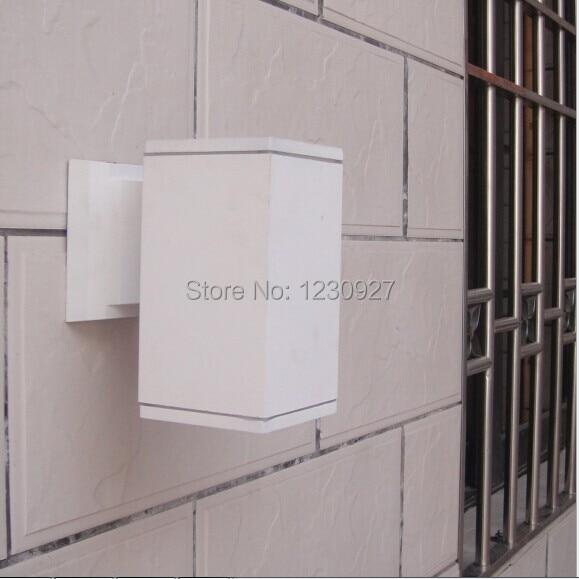 Free shipping wholesale price 3W LED waterproof outdoor Garden lights corridor lamp Single head aluminum yard wall lamp<br>