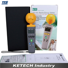 TES92 Digital EMF Radiation ElectroSmog 3-axes Isotropic EMF Meter 50MHz to 3.5 GHz