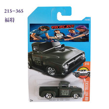 New Arrivals 2017 Hot Wheels FORD TRUCK Metal Diecast Cars Collection Kids Toys Vehicle For Children(China)