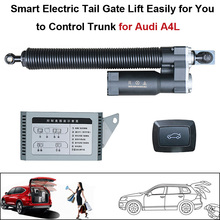 Smart Auto Electric Tail Gate Lift for Audi A4L Control by Remote Drive Seat Tail Gate Button Set Height Avoid Pinch