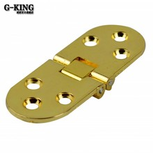 The new type of genuine hot plate hinge hinge folding furniture hinge plate connected to the lower hinge