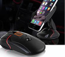 Mobile phone holder car navigation support air suction type instrument shelf For iPhone Samsung HTC Huawei Xiaomi LG
