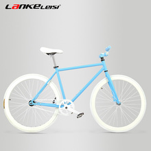 noctilucence Fixed Gear Bike/ Glow fixie male and female bicycle(China)