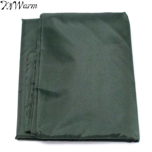 Kiwarm High Quality Outdoor Garden Furniture Cover Waterproof Dustproof Uv Rain Protective Table 135x135x75cm