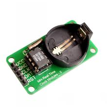 DS1302 Real Time Clock Module without CR2032 Button Battery 31 x 8 RAM(China)