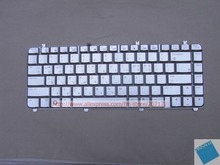 Brand New Silver UV Notebook Keyboard 488590-AD1 AEQT6Y00110 For HP Pavilion DV5 series (Korea)100% compatiable us(China)