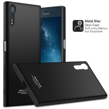Buy IMAK Sony Xperia XZs & XZ TPU Soft Phone Casing + Soft TPU Explosion-proof Screen Protector Film Sony Xperia XZs Metal for $4.27 in AliExpress store